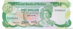 1 Dollar BELIZE  1983 P.43 NEUF