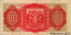 10 Shillings BERMUDES  1937 P.10b TTB