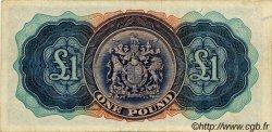 1 Pound BERMUDES  1947 P.16 TTB+