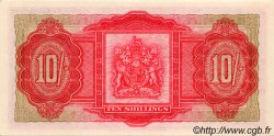10 Shillings BERMUDES  1957 P.19b pr.NEUF