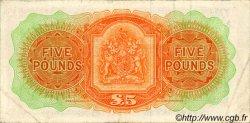 5 Pounds BERMUDES  1966 P.21d TTB