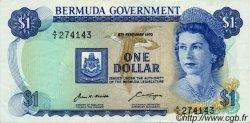 1 Dollar BERMUDES  1970 P.23a SUP