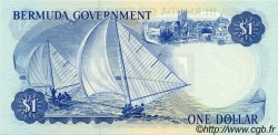 1 Dollar BERMUDES  1970 P.23a NEUF