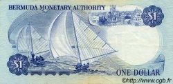 1 Dollar BERMUDES  1982 P.28b TTB+
