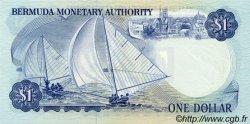 1 Dollar BERMUDES  1982 P.28b pr.NEUF