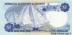 1 Dollar BERMUDES  1986 P.28c NEUF
