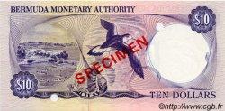 10 Dollars BERMUDES  1978 P.30s NEUF