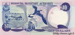 10 Dollars BERMUDES  1997 P.42c NEUF