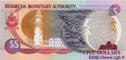 5 Dollars BERMUDES  2000 P.51a NEUF