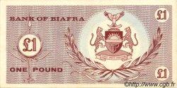 1 Pound BIAFRA  1967 P.02 SUP+