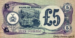 5 Pounds BIAFRA  1968 P.06a SUP
