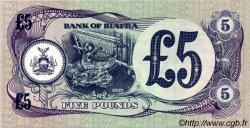 5 Pounds BIAFRA  1968 P.06b NEUF