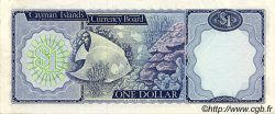 1 Dollar ÎLES CAIMANS  1972 P.01b SPL+