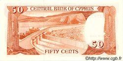 50 Cents CHYPRE  1984 P.49 pr.NEUF