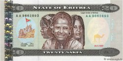 20 Nafka ÉRYTHRÉE  1997 P.04 NEUF
