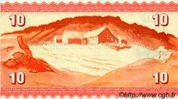 10 Kronur ÎLES FEROE  1954 P.14c SPL