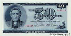 50 Kronur ÎLES FEROE  1978 P.20a NEUF