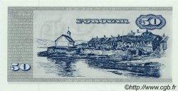 50 Kronur ÎLES FEROE  1994 P.20c NEUF