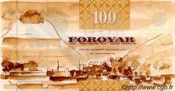100 Kronur ÎLES FEROE  2002 P.25 NEUF