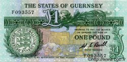 1 Pound GUERNESEY  1980 P.48a SUP