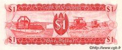 1 Dollar GUYANA  1989 P.21f NEUF