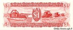 1 Dollar GUYANA  1992 P.21g NEUF