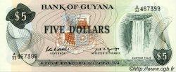 2 Dollars GUYANA  1989 P.22e NEUF