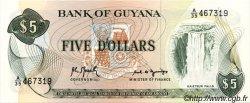 2 Dollars GUYANA  1992 P.22f NEUF