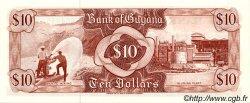 10 Dollars GUYANA  1983 P.23c NEUF