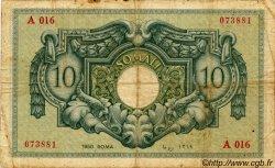 10 Somali ITALIE  1950 P.13a TB