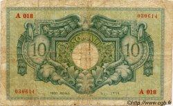 10 Somali ITALIE  1950 P.13a B