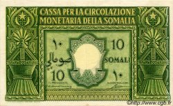 10 Somali ITALIE  1950 P.13a pr.SUP