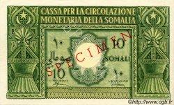 10 Somali ITALIE  1950 P.13s SPL