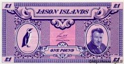 1 Pound ILES JASON  1978 P.-- NEUF