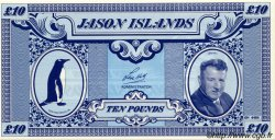 10 Pounds ILES JASON  1978  NEUF