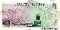 1 Pound JERSEY  1995 P.25a NEUF