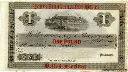 1 Pound JERSEY  1840 PS.241 SPL