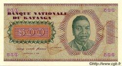 500 Francs KATANGA  1960 P.09r pr.NEUF