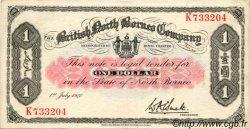 1 Dollar MALAISIE et BORNEO  1940 P.29 TTB