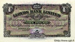 1 Pound ÎLE DE MAN  1955 P.13r NEUF