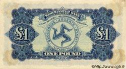 1 Pound ÎLE DE MAN  1929 P.23a SUP