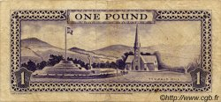 1 Pound ÎLE DE MAN  1961 P.25b TB