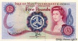 5 Pounds ÎLE DE MAN  1979 P.35a NEUF