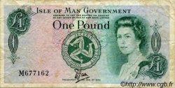 1 Pound ÎLE DE MAN  1983 P.38 TB