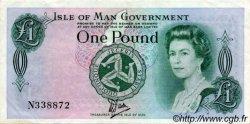 1 Pound ÎLE DE MAN  1983 P.38 TTB+