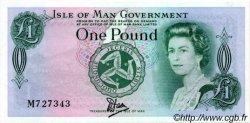 1 Pound ÎLE DE MAN  1983 P.38 pr.NEUF