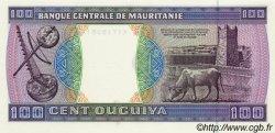 100 Ouguiya MAURITANIE  2001 P.04j NEUF
