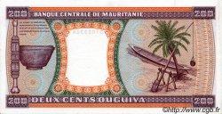 200 Ouguiya MAURITANIE  1974 P.05a SUP+