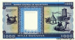 1000 Ouguiya MAURITANIE  2002 P.09c NEUF