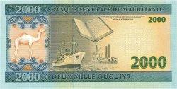 2000 Ouguiya MAURITANIE  2004 P.14 NEUF